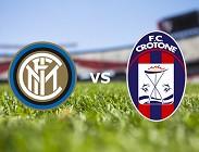 Inter Crotone streaming siti web, link. Come, dove vedere