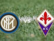 Inter Fiorentina siti web e link streaming