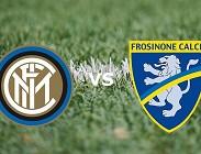 Inter Frosinone siti web e link streaming