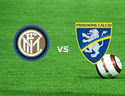 Inter Frosinone Serie A streaming