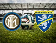 Streaming Inter Frosinone diretta live gratis