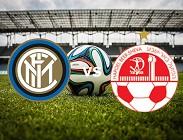 Inter Hapoel Beer Sheva streaming Europa League da vedere gratis live su siti web, canali tv, link