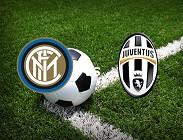 Inter Juventus streaming live gratis diretta. Dove e come vedere