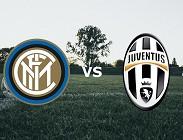 Inter Juventus streaming gratis live. Dove vedere siti web, link