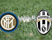 Inter Juventus streaming gratis live link, siti web. Dove vedere