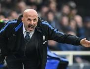 Inter Napoli Serie A oggi streming