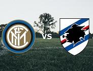 Inter Sampdoria streaming gratis live. Vedere su migliori siti web, link