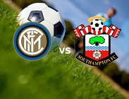 Inter Southampton streaming live gratis link. Dove vedere