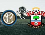 Inter Southampton streaming live gratis per vedere link, canali tv, siti web