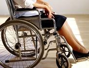 Invalidi disabili aumento