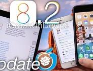 iOS 8.2 iPhone 6, iPhone 5S, iPhone 4S, iPhone 5: aggiornamento versione finale ufficiali slitta. Quando. Miglioramenti e novit�