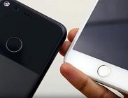 iOS 11 vs Android Oreo