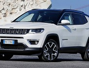 Motori e consumi Jeep Compass 2019-2020