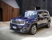 Jeep Renegade, nuovo suv 2019