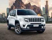 Uscita e prezzi Jeep Renegade 2020