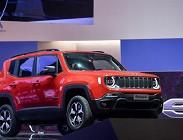 Jeep Compass anche in versione ibrida