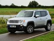 Jeep, Suv, novità auto