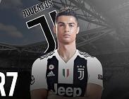 Juve-CR7, Gros-Pietro, a Ronaldo