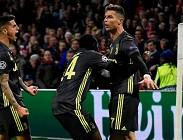Juventus Ajax Rai Sky