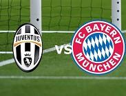 Dove vedere e come Juventus Bayern Monaco streaming gratis live link, siti web per vedere al meglio