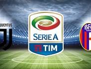 Juventus Bologna streaming Dazn diretta tv