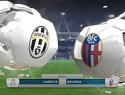 Juventus Bologna streaming partita Serie A