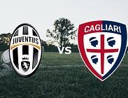 Juventus Cagliari streaming. Dove vedere (aggiornamento)