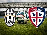 Juventus Cagliari vedere gratis live streaming