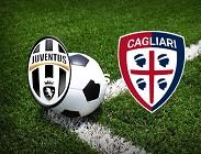 Juventus Cagliari streaming diretta live gratis