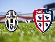 Juventus Cagliari streaming per vedere siti web, canali tv, link (AGGIORNAMENTO)