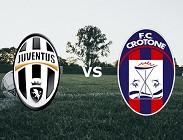 Juventus Crotone streaming siti web Rojadirecta