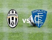 Juventus Empoli streaming. Come vedere e dove gratis live (aggiornamento)