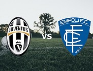 Juventus Empoli siti web e link streaming