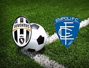Juventus Empoli streaming