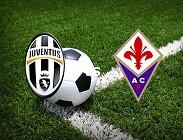 Juventus Fiorentina streaming e vedere in chiaro. Dove gratis live diretta