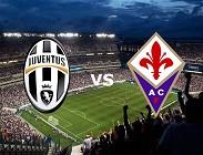 Juventus Fiorentina streaming live gratis diretta. Dove vedere su link, siti web (Aggiornamento)