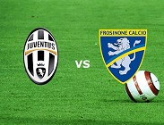 Juventus Frosinone streaming Serie A
