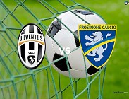 Juventus Frosinone siti web e link streaming