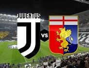 Streaming Juventus Genoa con i siti