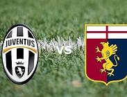 Streaming Juventus Genoa diretta live gratis