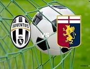 streaming Juventus Genoa