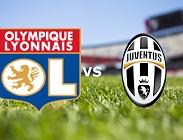 Juventus Lione streaming per vedere il ritorno