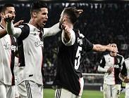Juventus Lokomotiv Mosca streaming live gratis