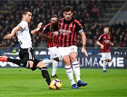 Juventus Milan siti web e link streaming