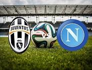 Juventus Napoli streaming gratis. Dove vedere siti web