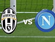 Streaming Juventus Napoli live gratis