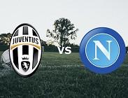 Juventus Napoli streaming. Vedere su link, siti web