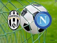 Streaming Juventus Napoli live gratis tv Rojadirecta