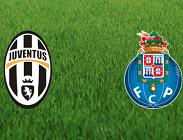 Juventus Porto streaming