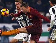 Juventus Roma streaming Serie A